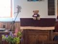 SB pulpit